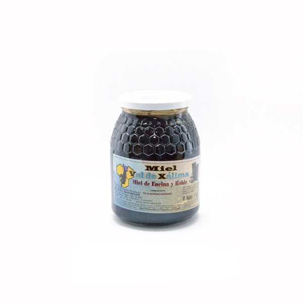 Miel De Encina-roble Val De Xalima 1kg