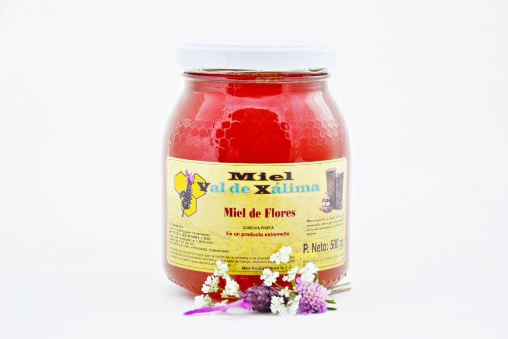 Miel De Mil Flores Val De Xálima 1kg