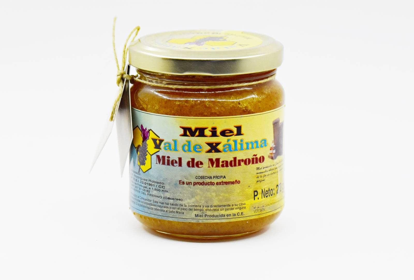 Miel Natural De Madroño De Val De Xálima 270gr