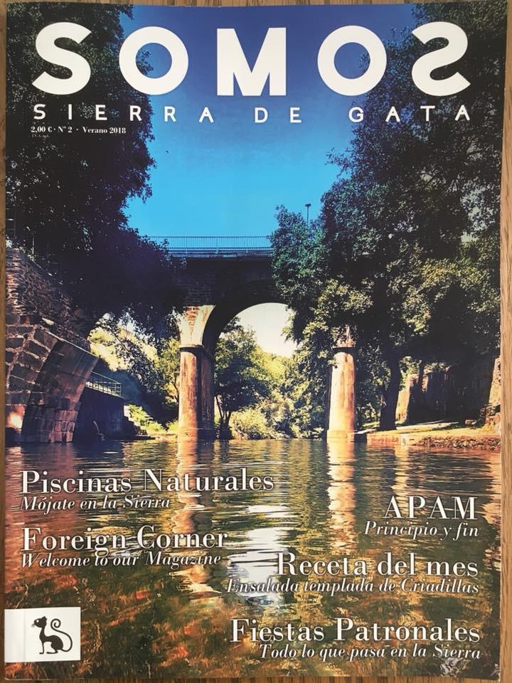 Revista Comarcal Sierra De Gata. Nº2