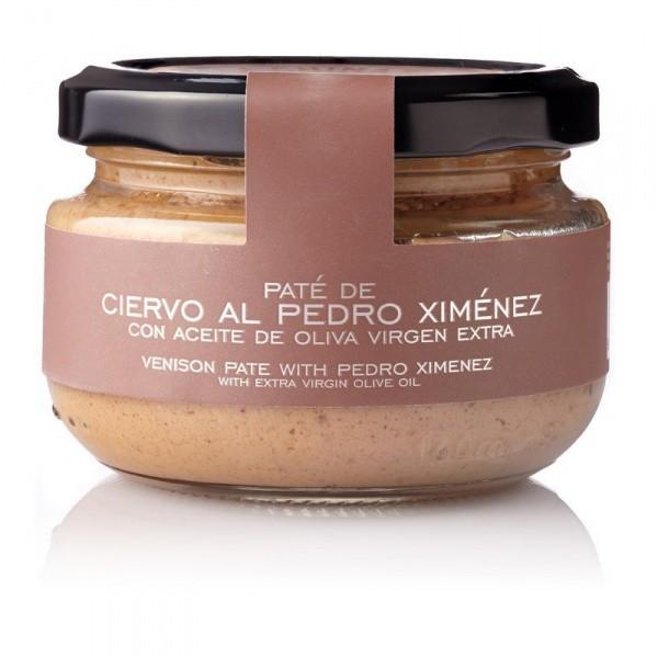 Paté De Ciervo Pedro Ximenez