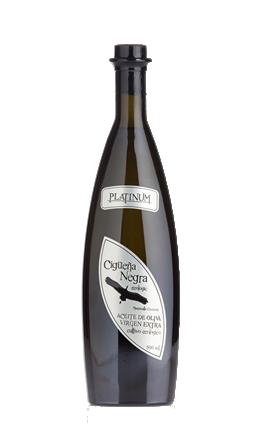 Aceite De Oliva Virgen Extra Cigueña Negra Platinum Ecológico 0.5l