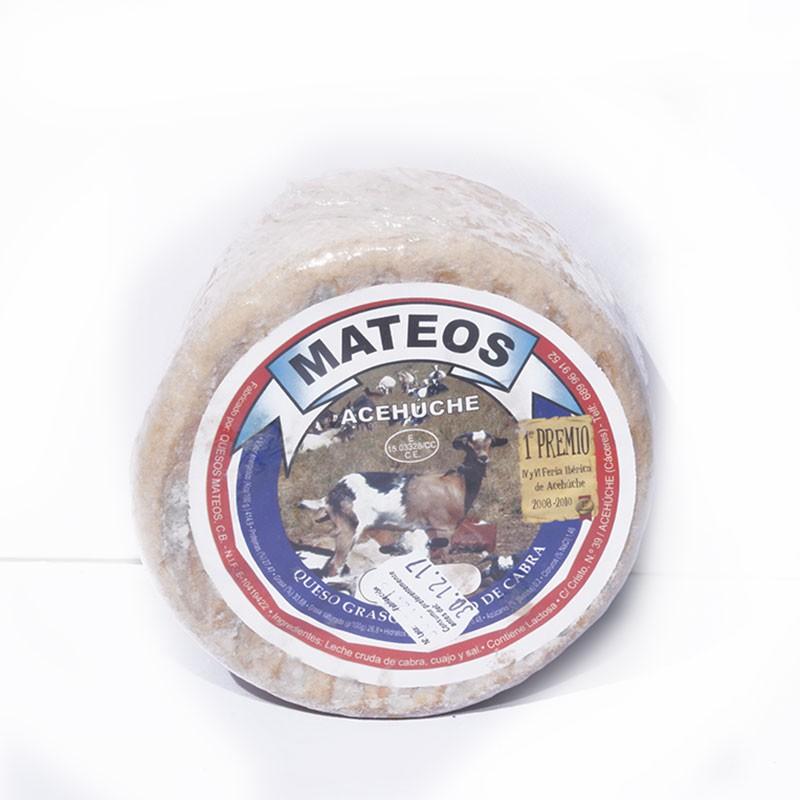 Queso Cabra Mateos