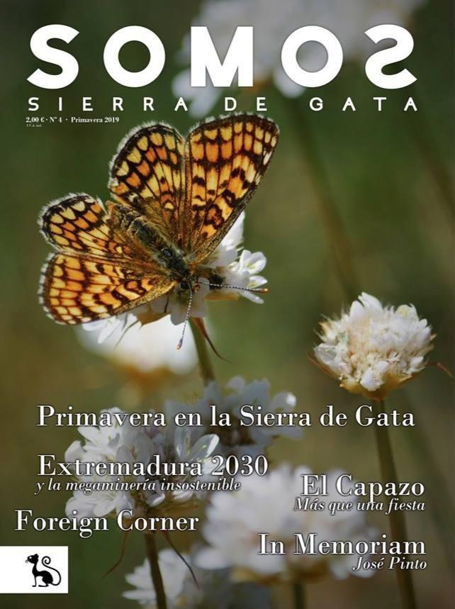 Revista Comarcal Sierra De Gata. Nº3