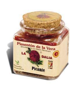 Pimentón Dulce D.o. De La Vera Tarro 40gr