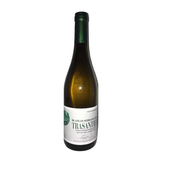 Vino Trasantier Blanco 2016 75cl