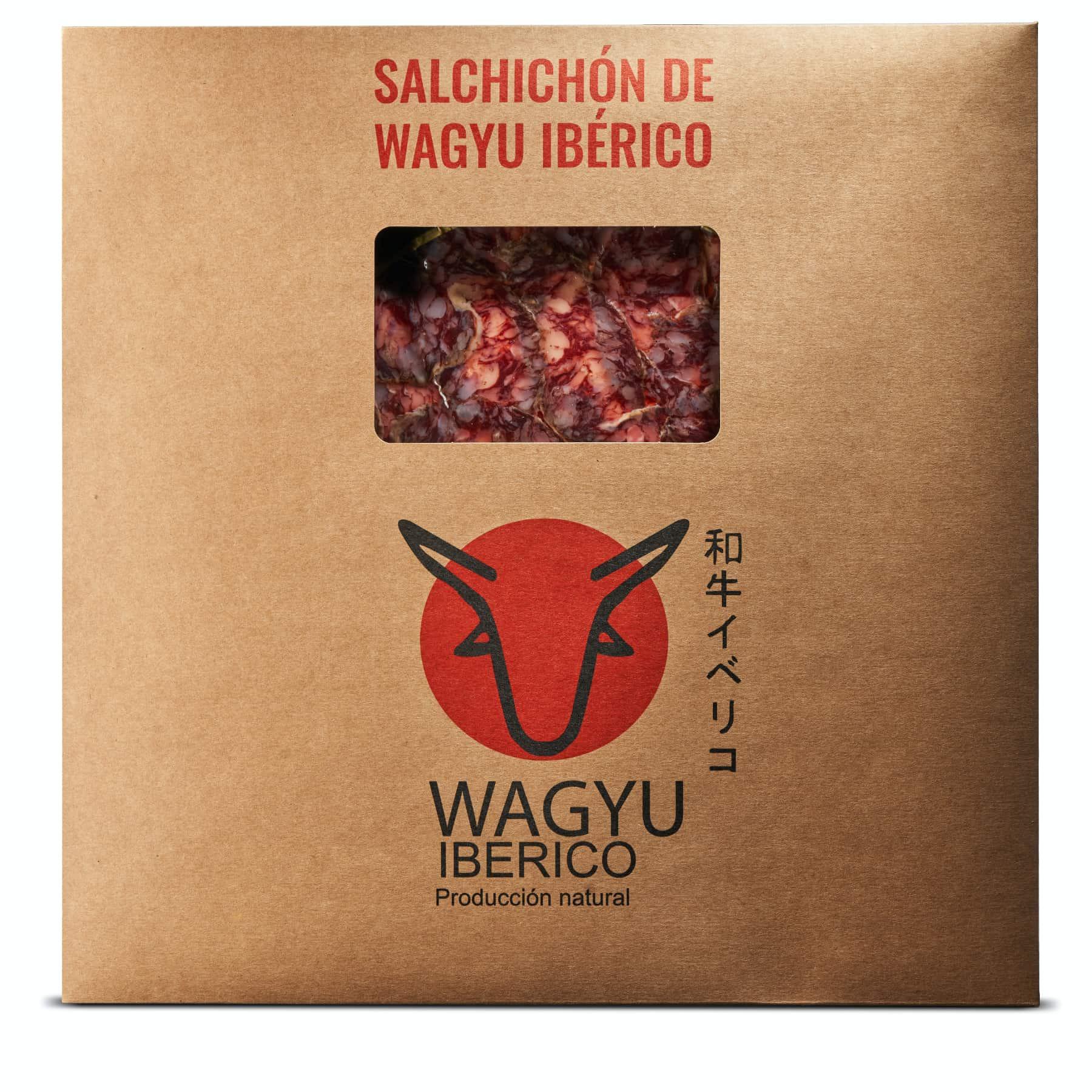 Salchichón De Wagyu Ibérico Loncheado